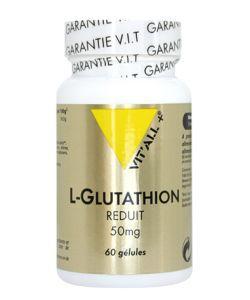 L-Glutathion réduit, 60gélules