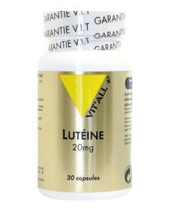 Lutéine 20 mg, 30capsules