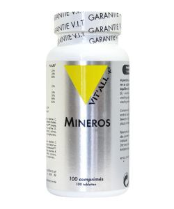 Mineros, 250comprimés
