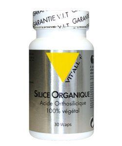 Silice organique, 30gélules