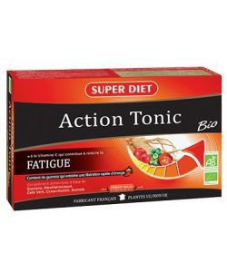 Action Tonic BIO, 10 ampoules