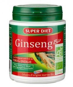 Ginseng BIO, 150gélules