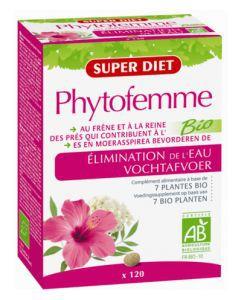 Phytofemme - Rétention d\'eau