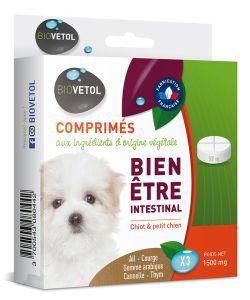 Comprimés Bien-etre intestinale Chiot - Petit chien