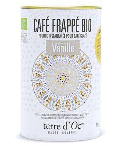 Café frappé vanille