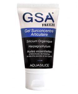 GSA Freeze Pocket