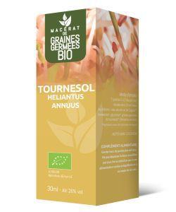 TOURNESOL - Macérat de Graines Germées BIO, 30ml