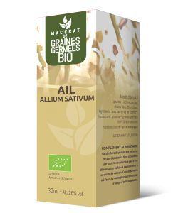 AIL - Macérat de Graines Germées BIO, 30ml