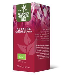 ALFALFA - Macérat de Graines Germées BIO, 30ml