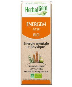 ENERGEM - Energie mentale et physique BIO, 50ml