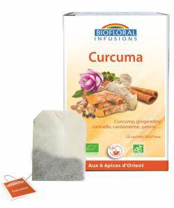 Infusion Curcuma BIO, 20sachets