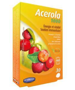 Acerola 1000, 30comprimés