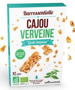 Barressentielle - Cajou/Verveine BIO, pièce