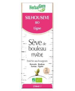 Silhousève BIO, 250ml