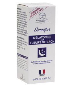Somniflor - Mélatonile & fleurs de Bach, 150ml