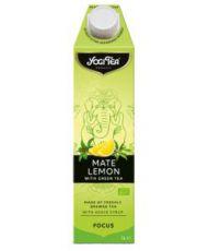 Infusion glacée Maté citron