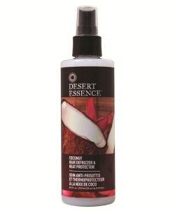 Soin anti-frisottis thermoprotecteur à la Noix de coco