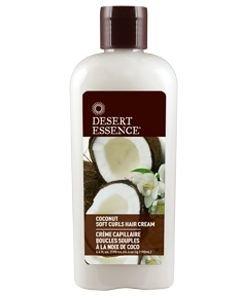 Crème Capillaire Boucles souples à la noix de coco