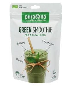 Green smoothie shake BIO, 150g