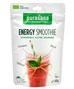 Energy smoothie BIO, 150 g