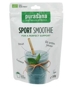 Sport smoothie shake