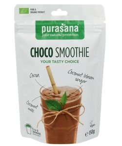Choco smoothie
