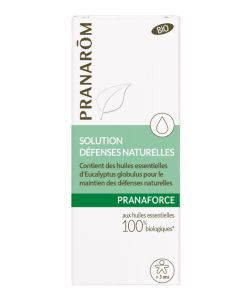 Pranaforce - Solution défenses naturelles BIO, 30 ml