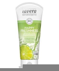 Gel Douche Happy Freshness BIO, 200ml