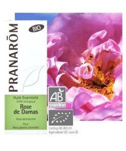 Rose de Damas (Rosa damascena) BIO, 2ml