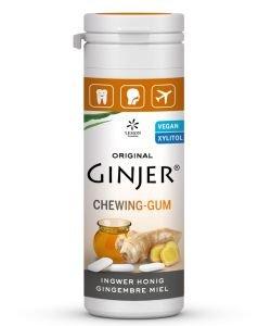 Chewing gum Ginjer - Honey, 30g