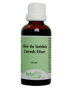 Elixir du suédois, 50ml