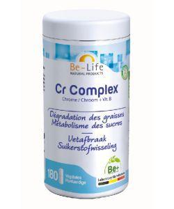 Cr Complex DLUO 09/2019, 180capsules