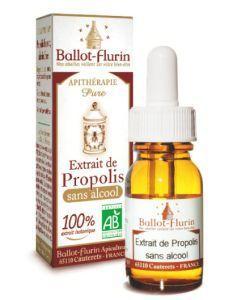 Extrait liquide de propolis sans alcool BIO, 15ml