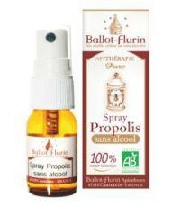 Spray propolis 100% sans alcool