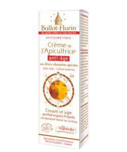 Crème de l'Apicultrice anti-âge BIO, 30ml