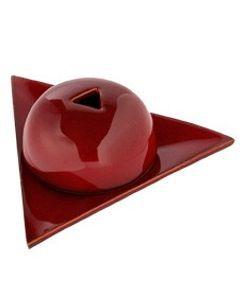 Brûleur étoile d'Arménie - Rouge Carmin, pièce