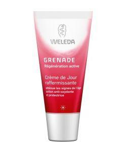 Crème de jour raffermissante visage à la grenade, 30ml
