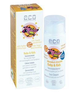 Crème solaire Baby & Kids - SPF 50+ BIO, 50ml