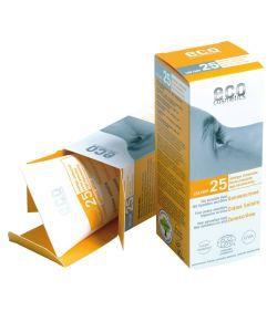 Crème solaire - SPF 25  BIO, 75ml
