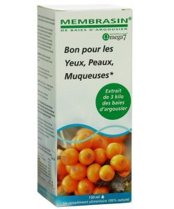 Membrasin Omega 7 liquide, 150ml