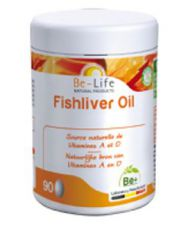 Fishliver Oil (foie de morue et de flétan)