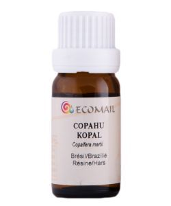 Copahier ou Baume de Copahu (Copaifera officinalis) - DLUO 12/2018