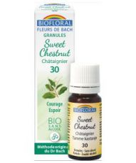 Châtaignier - Sweet Chestnut (n°30), granules sans alcool