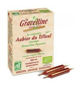 Véritable Aubier de Tilleul Sauvage du Roussillon BIO, 30ampoules
