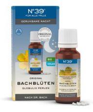 Bach flower peaceful Night 39 (globulix beads)