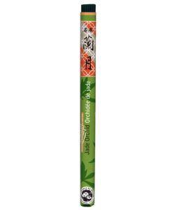 Encens japonais (rouleau long): Orchidée de jade, 45bâtonnets