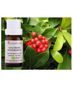 Gaulthérie odorante (gaultheria fragrantissima) BIO, 10ml