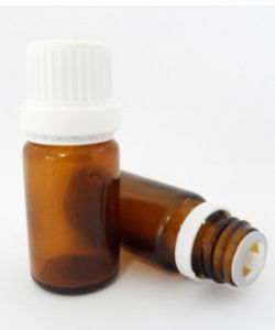 Flacon vide + codigoutte pour préparations moyennement fluides, 30ml