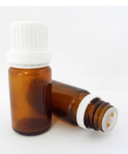 Flacon vide + codigoutte pour préparations moyennement fluides, 100ml