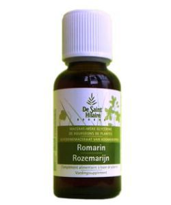 Romarin (Romarinus officinalis) bourgeon BIO, 30 ml